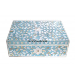 mother of pearl decorative box