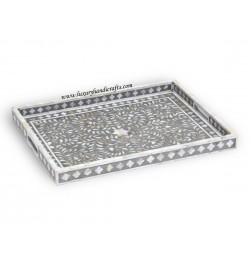 buy online mother of pearl tray in USA