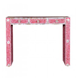 buy online mother of pearl console in USA