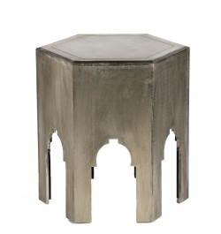 Wooden Side Table And Wooden End Tables