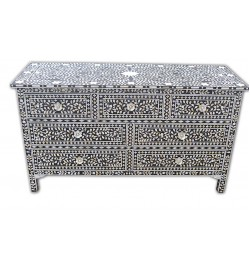 mother of pearl cabinet in USA
