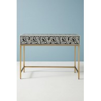 Lalita Inlay Desk Black