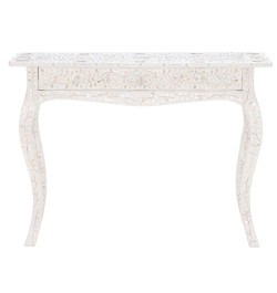 mother of pearl console