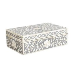 Buy bone inlay tissue box