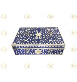 bone inlay jewellery box Online in USA