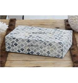 buy bone inlay tissue box Online
