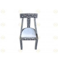 buy bone inlay stool online in USA