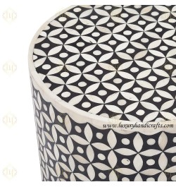 Buy Bone Inlay Side End Table