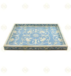 Buy bone inlay tray Online In USA