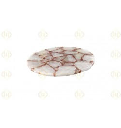Buy Agate Gemstone Calcite Table In USA