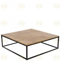 Buy Online German Silver Metal Center Tables