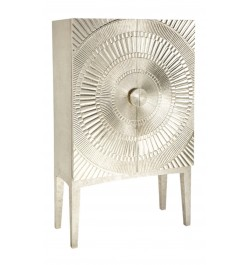 Buy German Silver Metal Chest Of Drawers furniture Online
