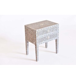 Mother Of Pearl Night Stands
