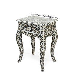 buy online mother of pearl nightstand