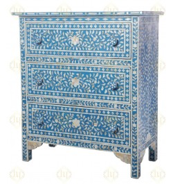 mother of pearl inlay chest of drawers in USA