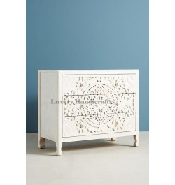 modern white chest of drawers