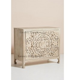 solid wood white chest of drawers