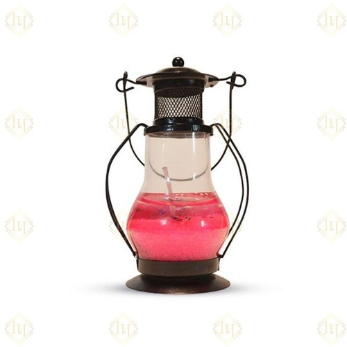 Decorative Gel Lantern-Pink