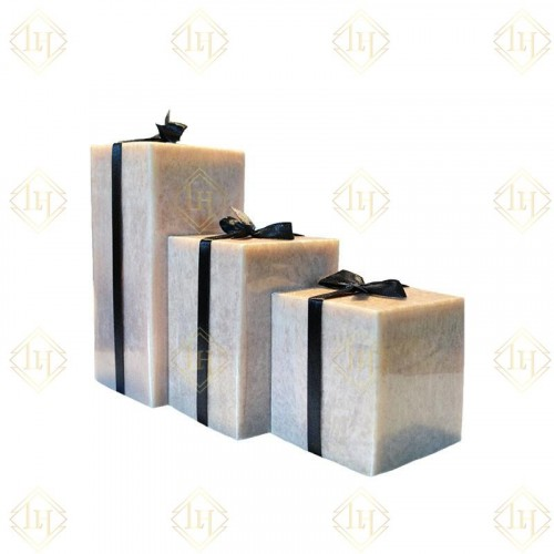 Light Brown Bar Candles